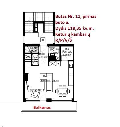 Butas nr 11_pirmas a Varpo apartamentai_naujas